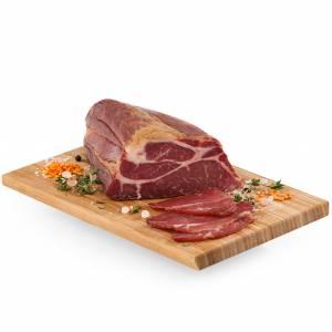 Pastrama ceafa de porc